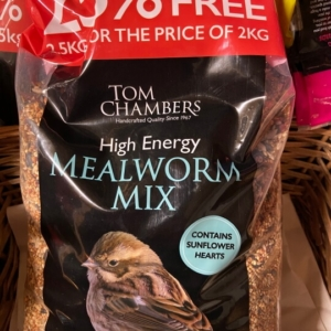 Mealworm Mix 2.5KG £7.99 (1)
